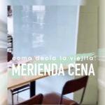 """Merienda Cena, como decía la """"viejita"""""""